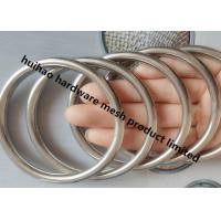 Quality 4 x 40mm Stainless Steel Lacing Ring with Lacing Wire Fixing Insulation Blankets for sale