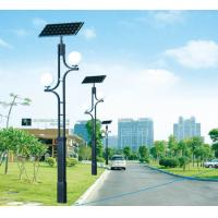 Buy cheap Decorative Solar Street Lights , IP67 Solar Powered Garden Street Lamps from wholesalers