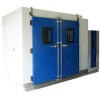 Quality Programmable Controller Walk In Chamber Steel 3375l Environment Test Chambers for sale