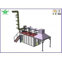 Buy cheap Full Scale Room Corner Heat Release Rate Fire Testing Equipment 6 KW 380V 50HZ from wholesalers