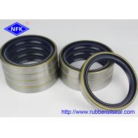 Quality Crankshaft Rubber Oil Seal , High Speed Shaft Seal 95*120*17mm For 6D95 Engine for sale