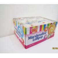 Quality Pink Blue White Marshmallow Candy , 11g Colored Marshmallow Lollies With Sweet Llavor for sale