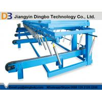 Quality Electric Control Automatic Stacker Machine Roof Panel Roll Forming Machine for sale