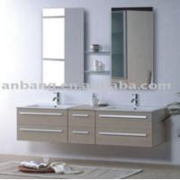 Buy Popular Mfc Bathroom Cabinet L150cm at wholesale prices