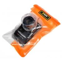 Quality Reusable Plastic Waterproof Travel Pouch TPU 0.35mm Thickness For Diving / Surfing for sale