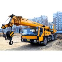 Quality Longest Boom 45m XCMG RT50 50 Ton 4x4 All Wheel Drive Heavy Rough Terrain Tractor Crane For Europe for sale