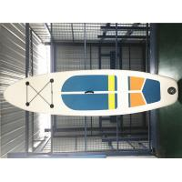 Buy cheap Two Layers Soft Stand Up Paddle Board , Inflatable Board Paddle With Drop Stitch from wholesalers