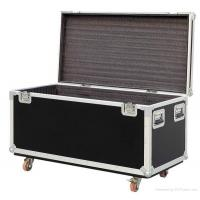 Quality 1000X500X500mm Black Color Waterproof 150KG Loading capacity  Aluminum Tool Cases with 4 wheels for sale