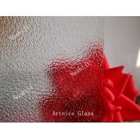 Quality 3mm to 8mm Nashiji Patterned Glass, Rolled Glass, Figured Glass with Certificate ISO and BV for sale