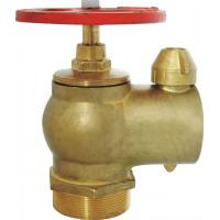 "Quality Red / Brass  2"" BSP  Fire Hydrant Valve High Pressure Single Hydrant Valve for sale"
