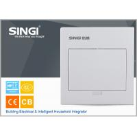Quality MCB power electrical distribution box SINGI brand GNB 3007 7 ways ivory-white color power distrbution box for sale