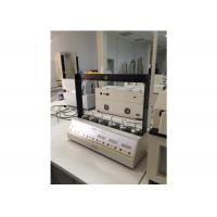 Quality Computer Controlled Adhesion Test Equipment For Addhesives Tapes ASTM D3654 for sale