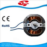 Quality single phase YJ5812 shaded pole fan electric and electrical motor for fan heater and sex machine for sale
