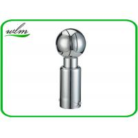 Buy Bolt Pin Fixed Sanitary Spray Balls Rotary Spray Cleaning For Cleaning Hygienic Tank at wholesale prices