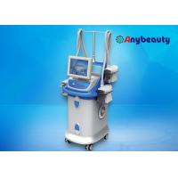 Quality Four Handles Fat Freezing Machine With Vacuum , Cryolipolysis Body Slimming Machine for sale