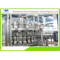 Quality Drinking Water Mineral Water Filling Machine In Plastic Bottle With PLC Control for sale