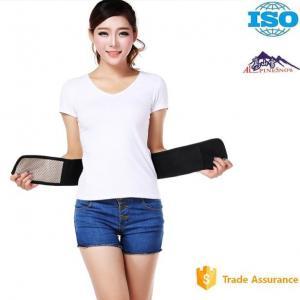 China Waist Disease Magnetic Lumbar Support Belt Self - Heated Tourmaline Cloth Material on sale