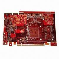 Buy cheap Multilayer PCB for Graphic Card of PC, Made of FR-4 Material from wholesalers