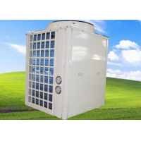 Quality 2-25HP swimming pool heat pump unit Energy Efficient Swim Spa Heat Pump Input  With Oil Heater factory for sale