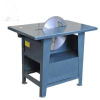 Quality MJ heavy duty compact table circular saw machine for firewood for sale