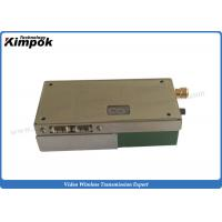 Buy 5.8Ghz Wireless Camera Video Transmitter 1200mW CCTV Security Transmission System at wholesale prices