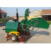 Quality Heavy Duty Wood Chipping Machine for sale