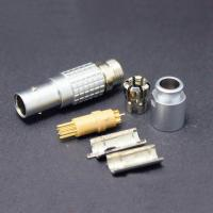 China LEMO FGG.0B.309.CLAD Circular metal plug self-locking connecto on sale