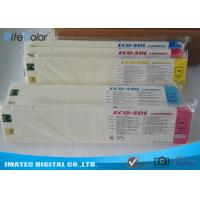 Quality Compatible Wide Format Eco Solvent Ink For Roland / Mimaki Printer for sale