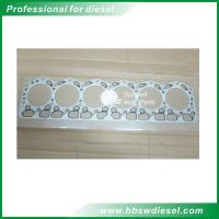 Buy Komatsu S6D110 engine cylinder head gasket 6138-19-1811 at wholesale prices