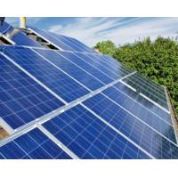 Quality Big Size Poly PV Module , Photovoltaic Cells Solar Panels2% Module Efficiency for sale