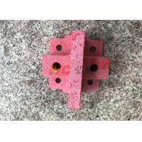 Quality Red GPO3 Fiberglass Sheet machined parts have UL certification high flexture strength for sale