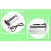 Quality PFC Portable Smart Electric Golf Cart Charger 24V 600W Aluminum Case Light Weight for sale