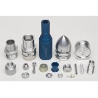 Quality Custom CNC Machined Prototypes , Hardness CNC Machined Plastic Parts for sale