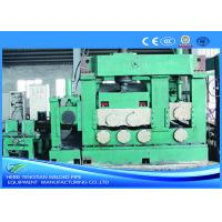 Quality Carbon Steel Plate Leveling Machine , Roller Leveller Sheet Flattening Machine for sale