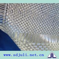 Quality Fiberglass Woven Roving Cloth 800gsm E-glass for sale