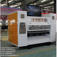 Quality Hot selling automatic slitter scorer for corrugated paperboard from Dongguang supplier for sale