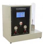 ASTM D 2863 ISO 4589-2 Flammability Testing Equipment , Digital Oxygen Index Tester