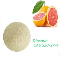 Buy cheap Flavone Derivative Powder EP9.0 Diosmin CAS 520-27-4 Pharmaceutical grade from wholesalers