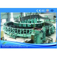 Quality Carbon Steel Tube Mill Auxiliary Equipment Adjustable Size  cage spiral loop for sale