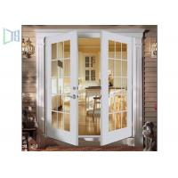 Quality Modern Aluminium Swing Door With Slim Profile 2.0 mm Thickness for sale