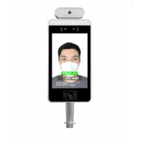 Quality 8 Inch HD1080 Facial Temperature Measurement Terminal for sale