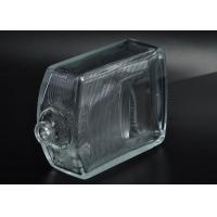 Buy 120ml Glass Miniature Perfume Bottles Frosted Shock Resistant at wholesale prices