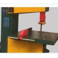 Quality MJ general woodworking wood cutting band sawing machine with band saw pulleys for sale