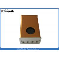 Buy 7000mW UHF 1.2Ghz Image Transmitter / Wireless Audio Video Transmitter 1200 Mhz at wholesale prices