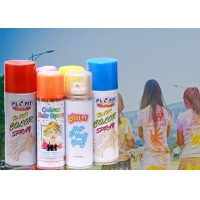 Quality Non Flammable Temporary Washable Hair Color Spray for sale
