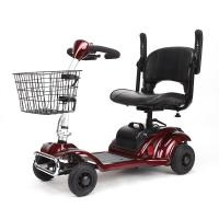 Quality Elders 4 Wheel Electric Scooter / Electric Motorized Wheelchair For Disabled for sale