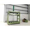 Buy cheap Zinc Coated Reno Gabion Mesh Press Machine / Gabion Mattress With Automatic Oil from wholesalers