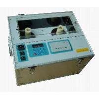 Quality Transformer Insulation Oil Dielectric Strength Tester for sale