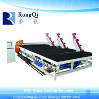 Quality CNC Automatic Professional Termpering Glass Making Industrial Glass Cutting Machine for sale
