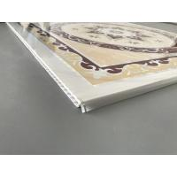 Buy Fire Resistant Pvc Laminated Gypsum Ceiling Board Multi Function 603 × 603 Mm at wholesale prices